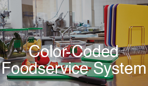 Color-Coded FoodService