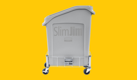 Slim Jim Under-Counter Containers