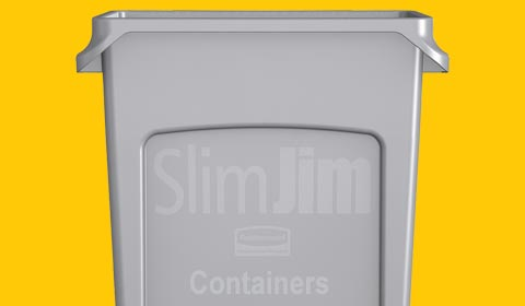 Slim Jim Containers